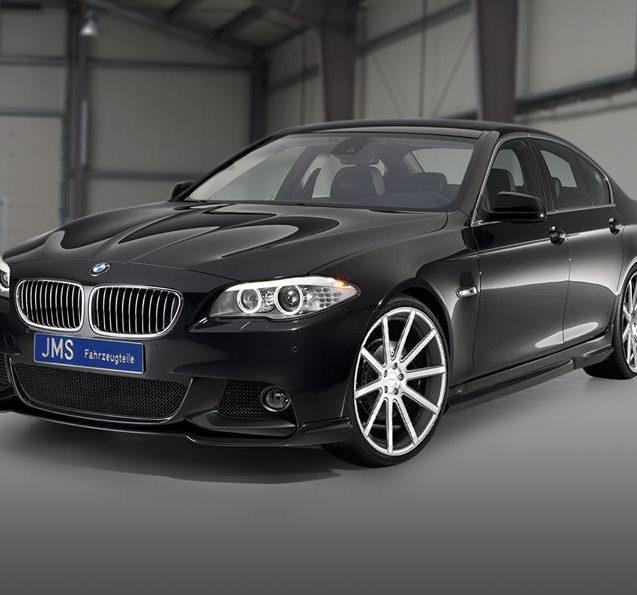 [:ru]Новый комплект обвеса JMS для BMW 5[:en]New exterior kit JMS for BMW 5[:]